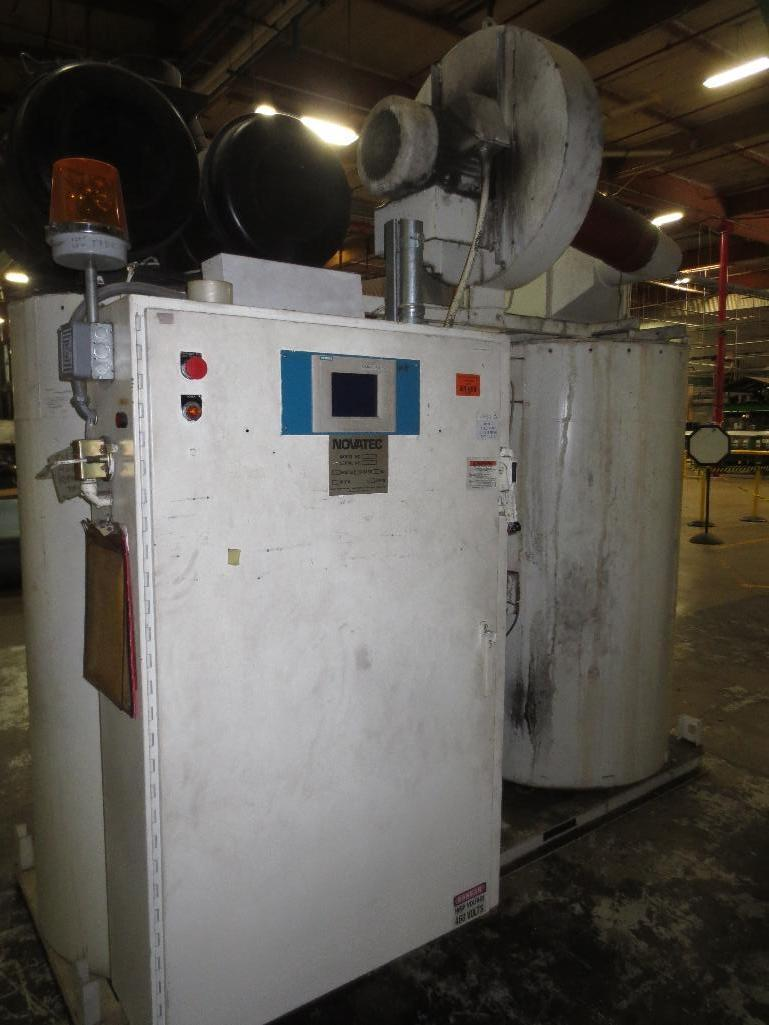 Huskey Injection Molder, M/N XL300PET S/N 9420 With 5-Ton H-Frame Hoist System - Image 26 of 35