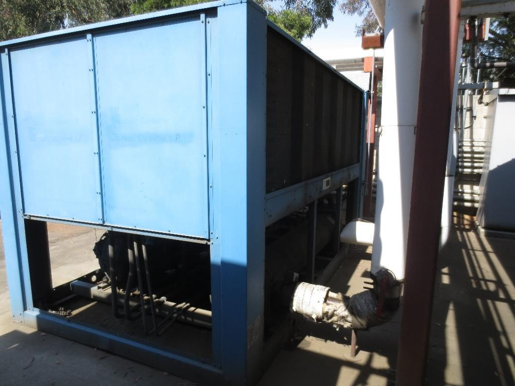 Carrier Liquid Chiller Unit, S/N 0995F36298 - Image 3 of 9