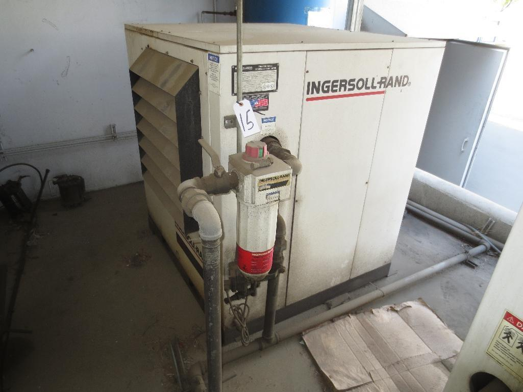 Ingersoll Rand Air Dryer, M/N TM400 S/N 97MTM599 Mfg. Date 12/97 - Image 2 of 4