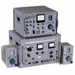 2 Rohde & Schwarz Radio Technical Laboratory Devices, c. 1966Physikalisch-Technisches
