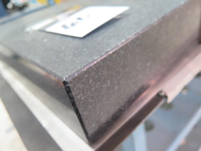 "Lot 60 - 8"" x 12"" x 3"" Granite Surface Plate"