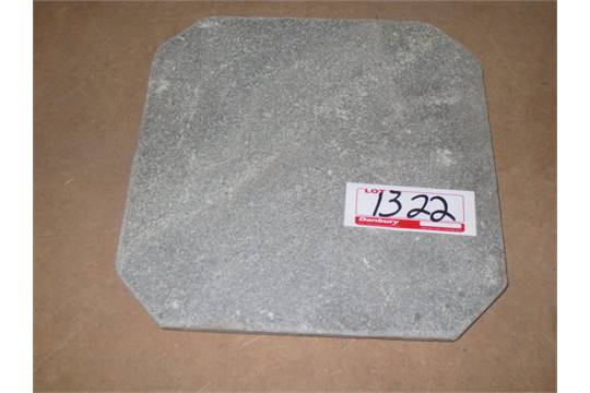 SQ FT GREY X SLATE TILE BOXES - 8x8 slate tile