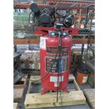 HUSKY PRO 7 HP AIR COMPRESSOR, 80 GAL VERTICAL TANK, 15.1 SCFM@ 90 PSI, 175 MAX PSI