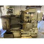 """BLANCHARD NO. 18 ROTARY SURFACE GRINDER, 42"""" DIA. MAGNETIC CHUCK TABLE, NEUTROFIER MAGNETIC CHUCK"""
