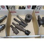 LOT - MISC TOOL HOLDERS