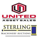 In conjunction with Sterling Machinery Auctions