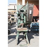"30 Ton x 3"" Used Bliss OBI Punch Press, Mdl. #20,"