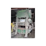 "150 Ton x 8"" Used Verson Straight Side Press, Mdl. C2-150-48-"