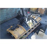 "6' 8"" Used Meyer Snow Plow, Mdl. 6T - 78, Note: Will Fit Most 1/2 Ton"