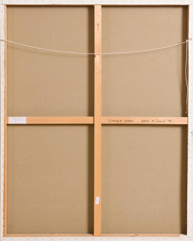Lot 54 - Gwen O'Dowd (b.1957) Cladach Series (2005)