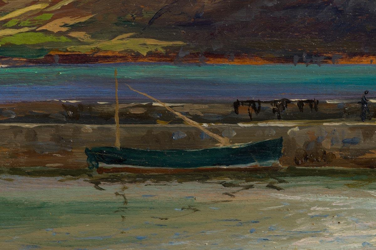Lot 33 - James Humbert Craig RHA RUA (1878-1944) Portnablagh, Co Donegal