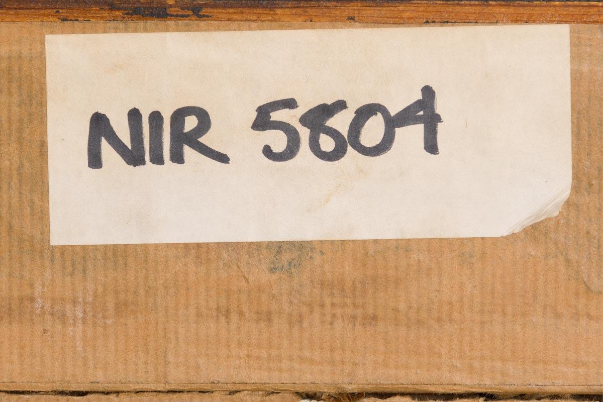 Lot 17 - Paul Henry RHA RUA (1876-1958) Thatched Cottages (1915-16)