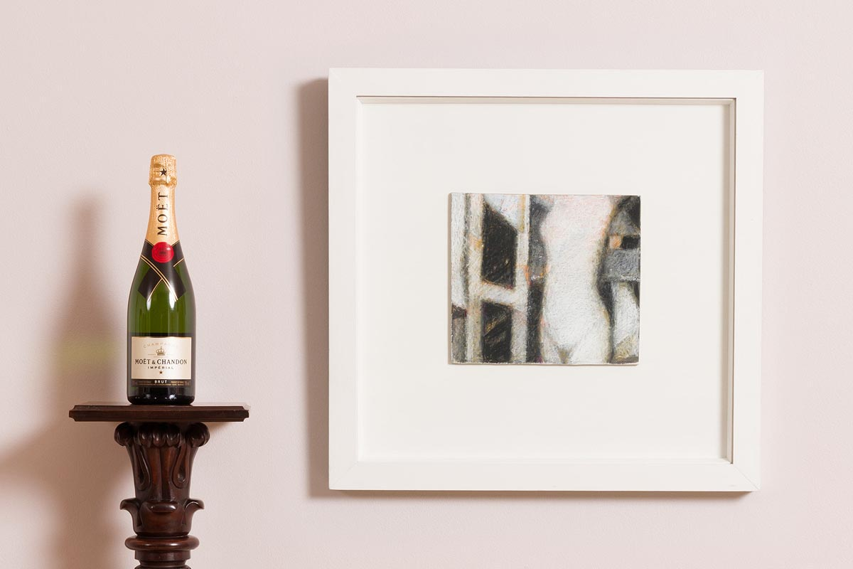Lot 38 - John Shinnors (b.1950) Nude II (2004)
