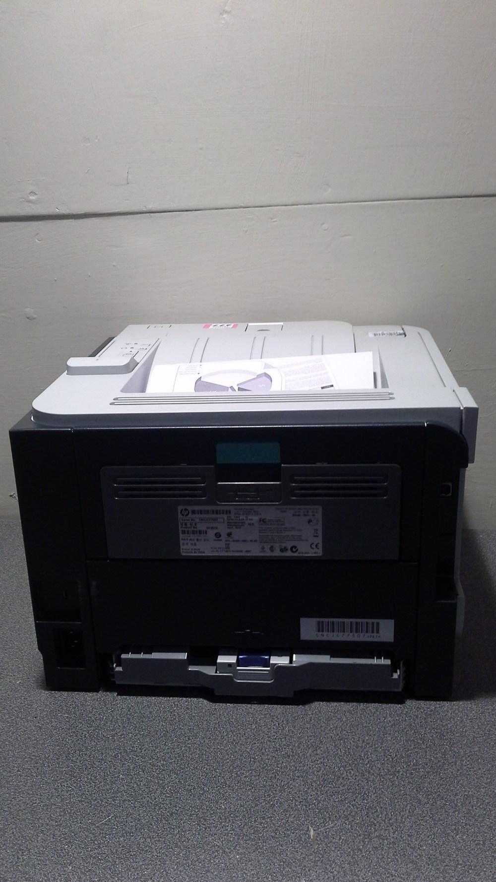 hp laserjet p2055d printer usb test page ok. Black Bedroom Furniture Sets. Home Design Ideas