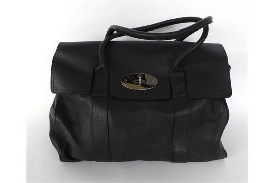 ... order mulberry graphite leather bayswater bag with chrome mounts one  522b8 7832d b33a681fbcdbc