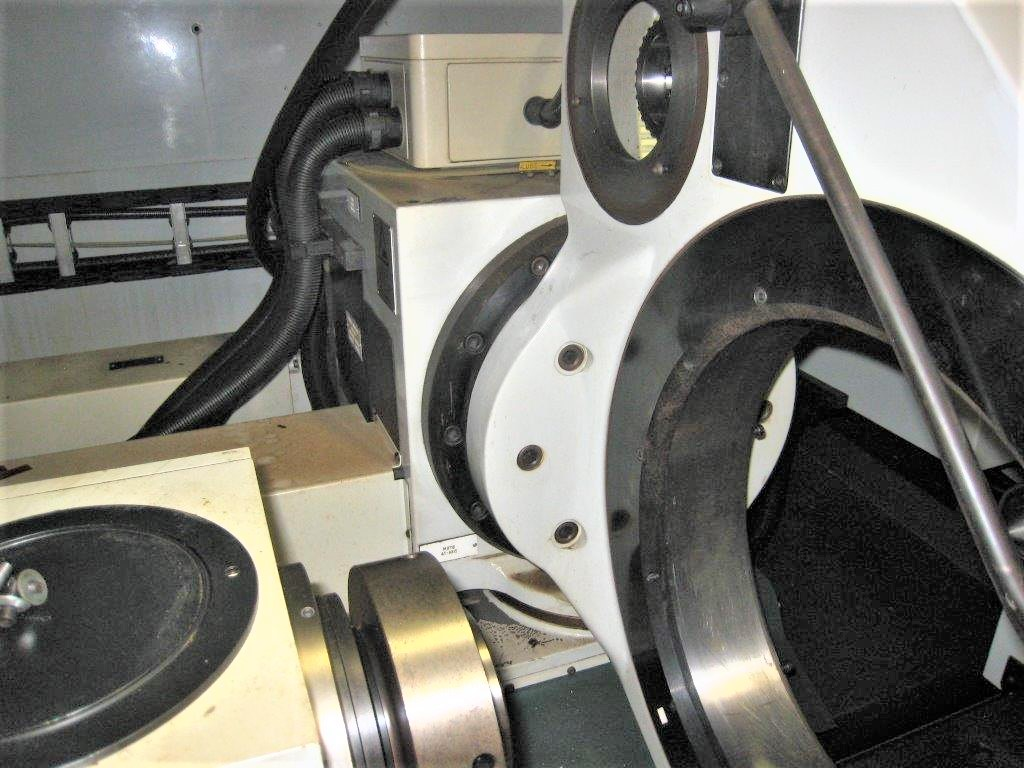 MODEL #K400D FASSLER CNC GEAR HONE SERIAL NO. 470 (2006) 46 HOURS ONLY - Image 23 of 32