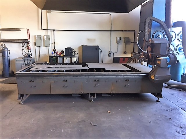 MultiCam 3204-P Series High Definition Plasma Cutter, S/N 3-204-P08431, New 2011