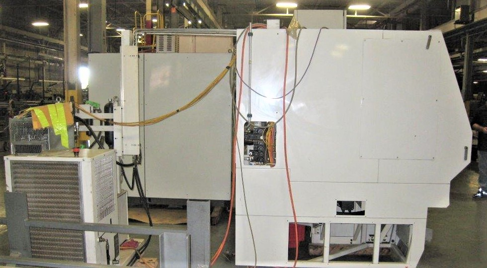 MODEL #K400D FASSLER CNC GEAR HONE SERIAL NO. 470 (2006) 46 HOURS ONLY - Image 8 of 32