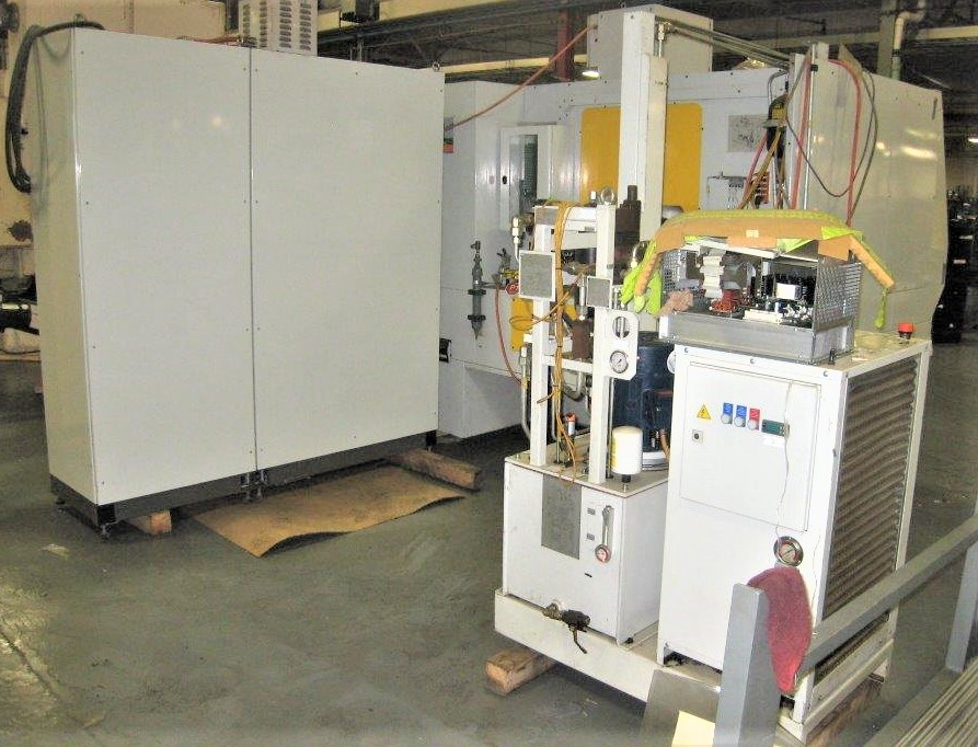 MODEL #K400D FASSLER CNC GEAR HONE SERIAL NO. 470 (2006) 46 HOURS ONLY - Image 9 of 32