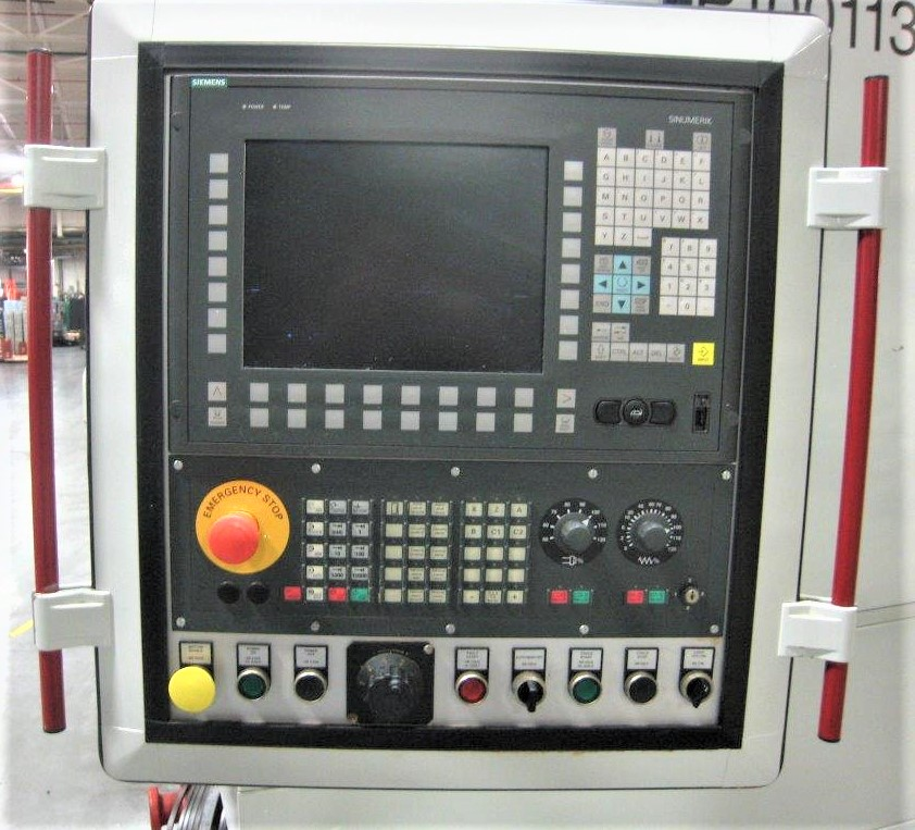 MODEL #K400D FASSLER CNC GEAR HONE SERIAL NO. 470 (2006) 46 HOURS ONLY - Image 5 of 32