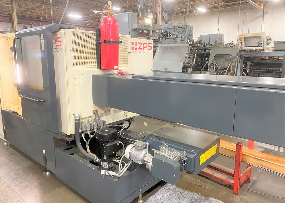 ZPS Mori-Say 620AC 6 Spindle Super Precision Automatic Bar (screw Machine) New 2012 Installed New 20 - Image 11 of 22