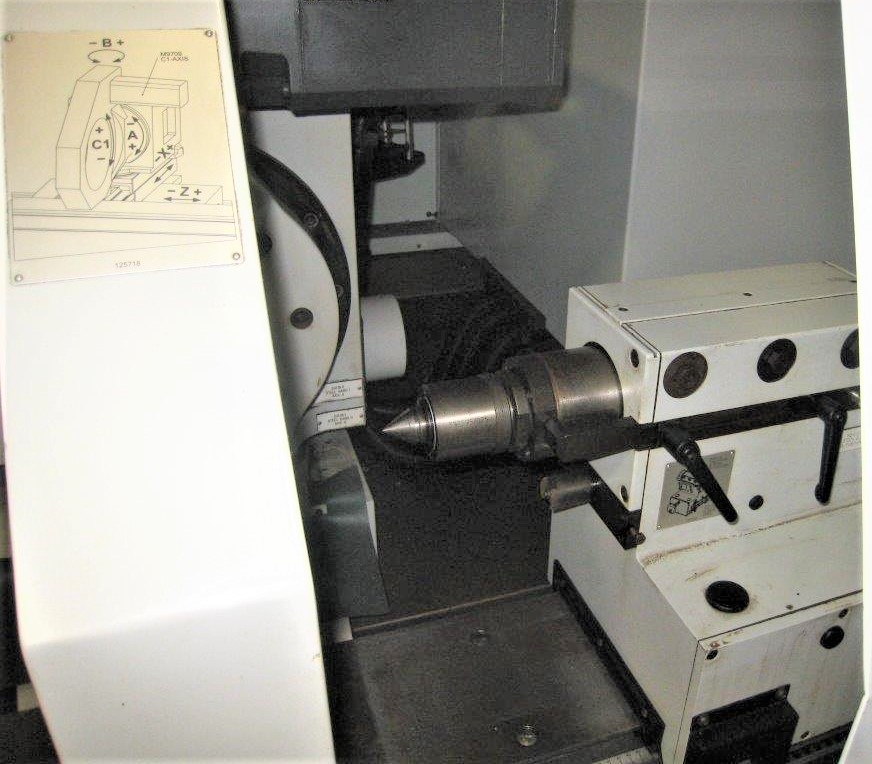 MODEL #K400D FASSLER CNC GEAR HONE SERIAL NO. 470 (2006) 46 HOURS ONLY - Image 17 of 32