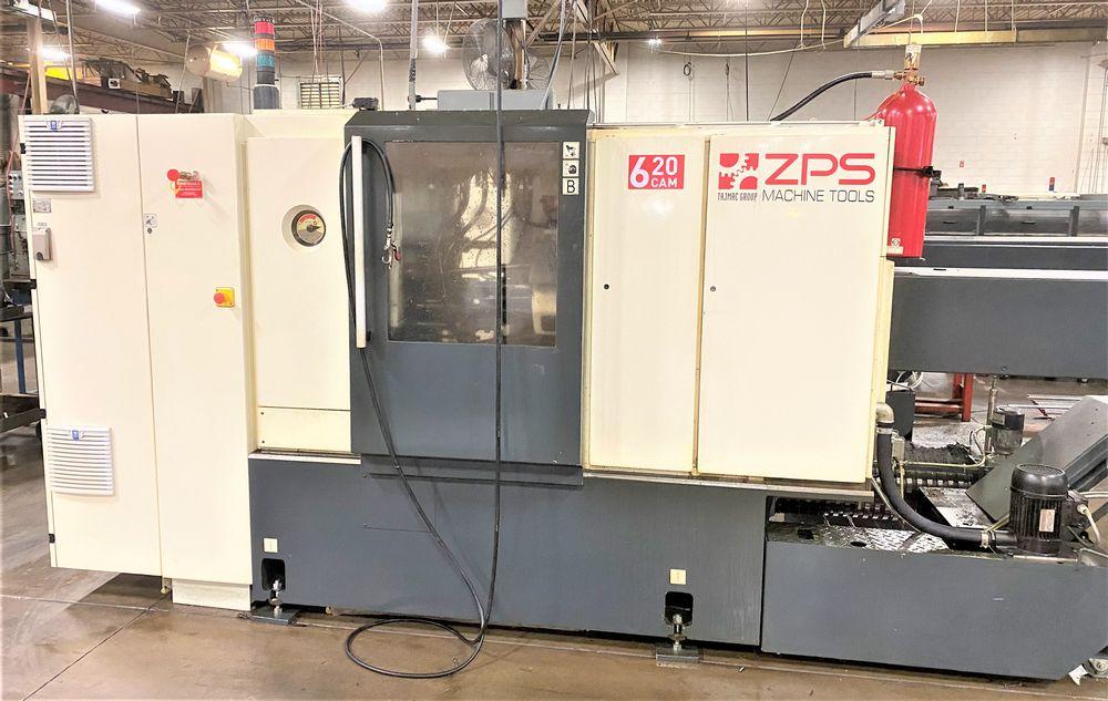 ZPS Mori-Say 620SUAC 6 Spindle Super Precision Automatic Bar (Screw) Machine, New 2016