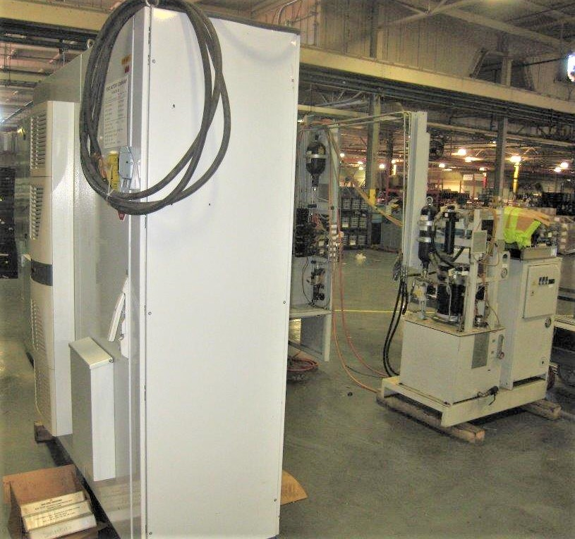 MODEL #K400D FASSLER CNC GEAR HONE SERIAL NO. 470 (2006) 46 HOURS ONLY - Image 12 of 32