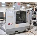Haas VF-1 4-Axis CNC Vertical Machining Center, S/N 22957