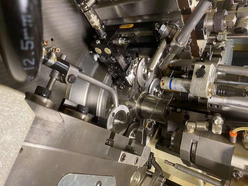 ZPS Mori-Say 620AC 6 Spindle Super Precision Automatic Bar (screw Machine) New 2012 Installed New 20 - Image 21 of 22