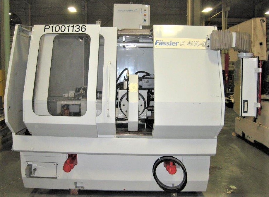 MODEL #K400D FASSLER CNC GEAR HONE SERIAL NO. 470 (2006) 46 HOURS ONLY - Image 7 of 32