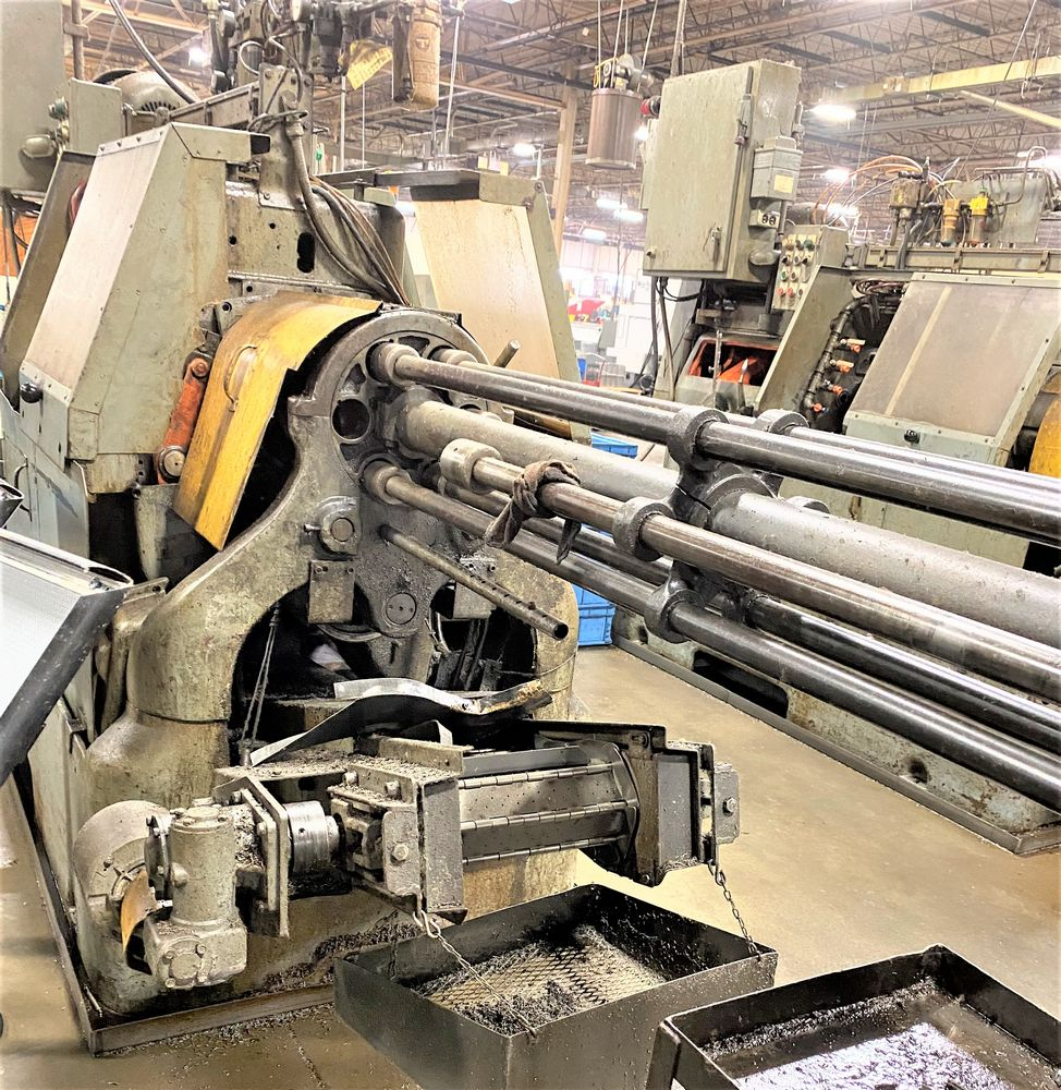 "Lot 41B - 1"" RA-6 National Acme 6 Spindle Automatic Screw Machine, S/N 23155-A"