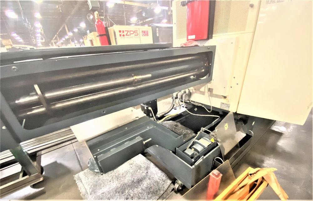 ZPS Mori-Say 620AC 6 Spindle Super Precision Automatic Bar (screw Machine) New 2012 Installed New 20 - Image 5 of 22