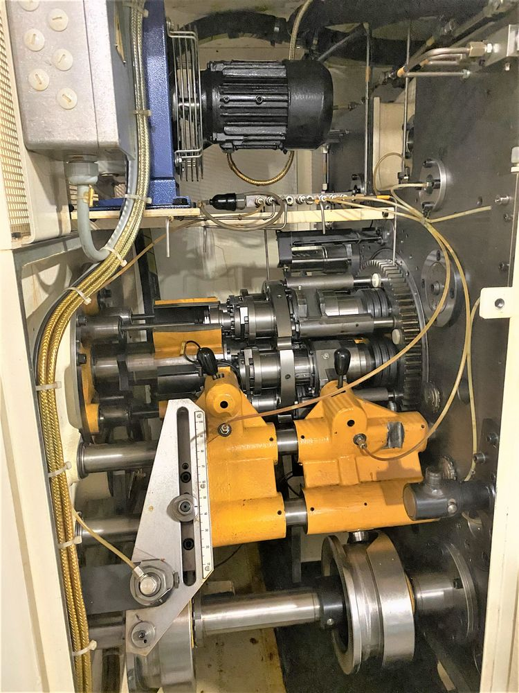 ZPS Mori-Say 620AC 6 Spindle Super Precision Automatic Bar (screw Machine) New 2012 Installed New 20 - Image 7 of 22