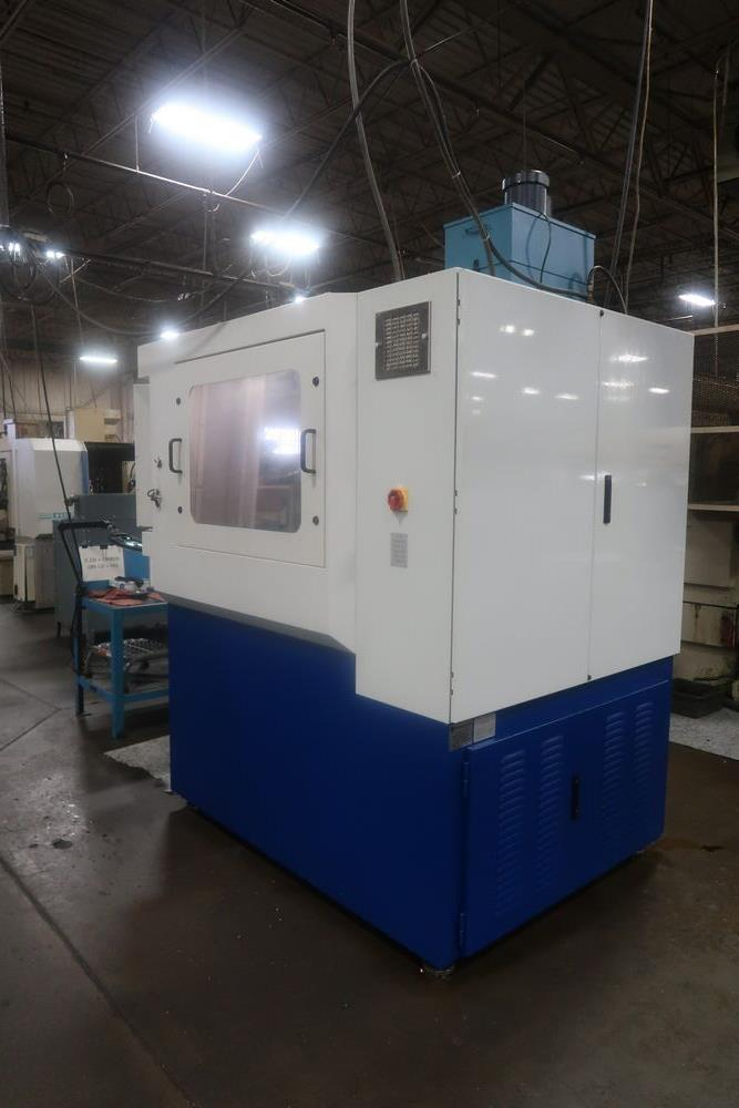 Koepfer KFS-100.5 CNC Hobb Sharpening Grinder, New 2019, S/N (approx. 100 Hours use) - Image 10 of 11
