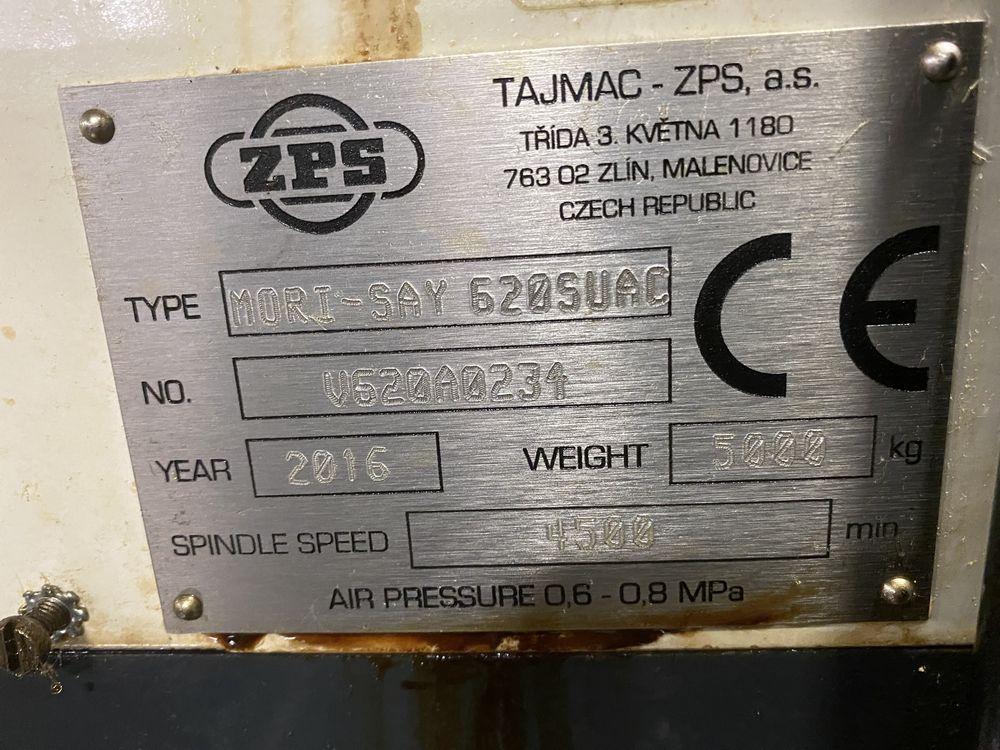 ZPS Mori-Say 620SUAC 6 Spindle Super Precision Automatic Bar (Screw) Machine, New 2016 - Image 13 of 24