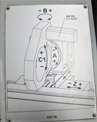MODEL #K400D FASSLER CNC GEAR HONE SERIAL NO. 470 (2006) 46 HOURS ONLY - Image 20 of 32