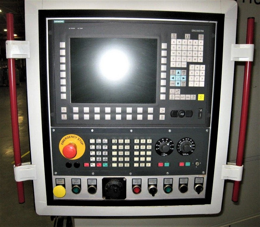 MODEL #K400D FASSLER CNC GEAR HONE SERIAL NO. 470 (2006) 46 HOURS ONLY - Image 4 of 32