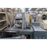 Marvel 81A-M3MA Vertical Tilting Band Saw W/Feed Table, S/N D-1336