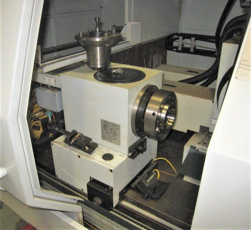 MODEL #K400D FASSLER CNC GEAR HONE SERIAL NO. 470 (2006) 46 HOURS ONLY - Image 16 of 32