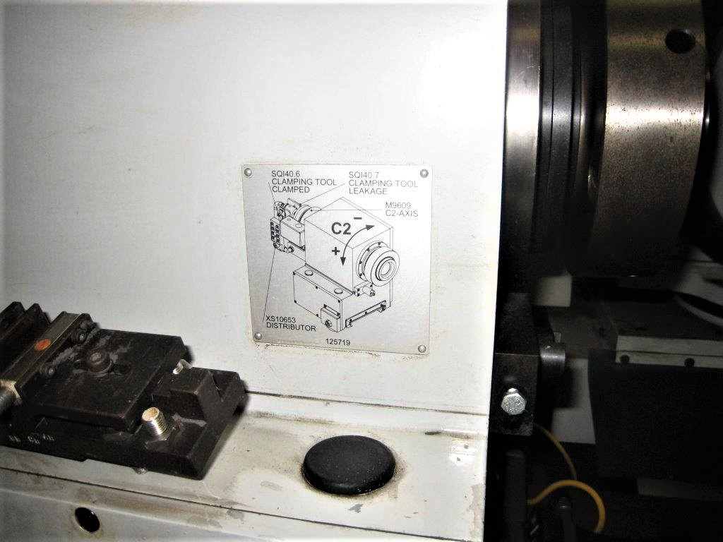 MODEL #K400D FASSLER CNC GEAR HONE SERIAL NO. 470 (2006) 46 HOURS ONLY - Image 22 of 32