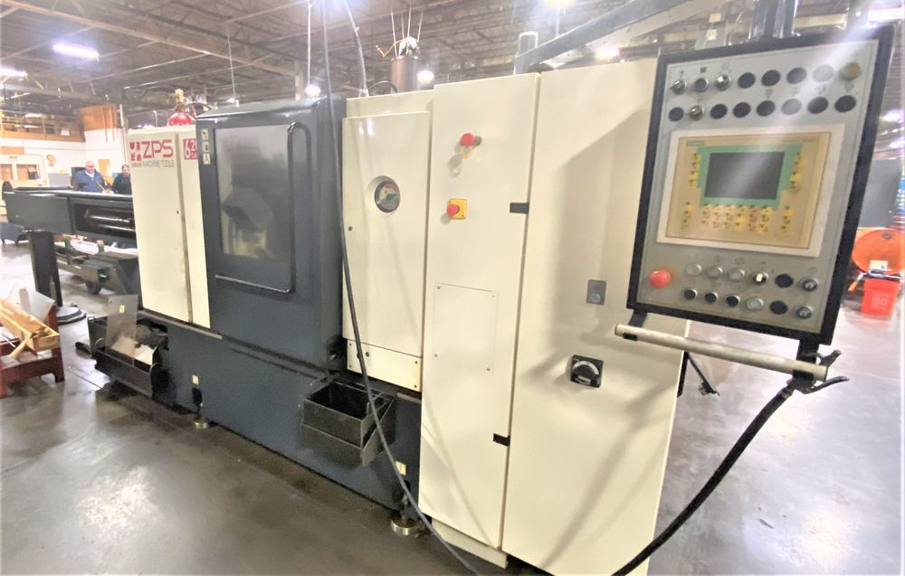 ZPS Mori-Say 620AC 6 Spindle Super Precision Automatic Bar (screw Machine) New 2012 Installed New 20 - Image 4 of 22
