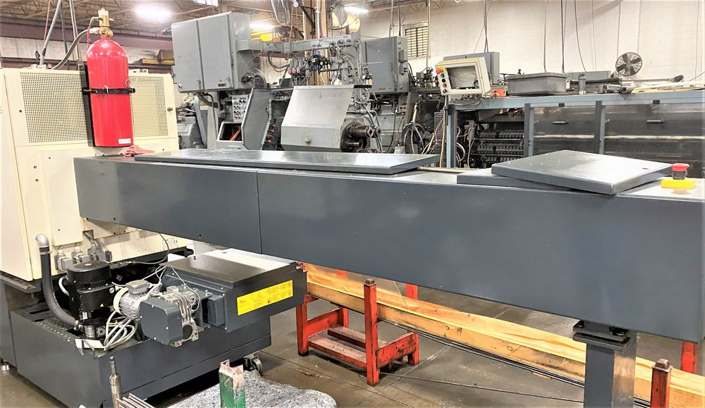 ZPS Mori-Say 620AC 6 Spindle Super Precision Automatic Bar (screw Machine) New 2012 Installed New 20 - Image 3 of 22