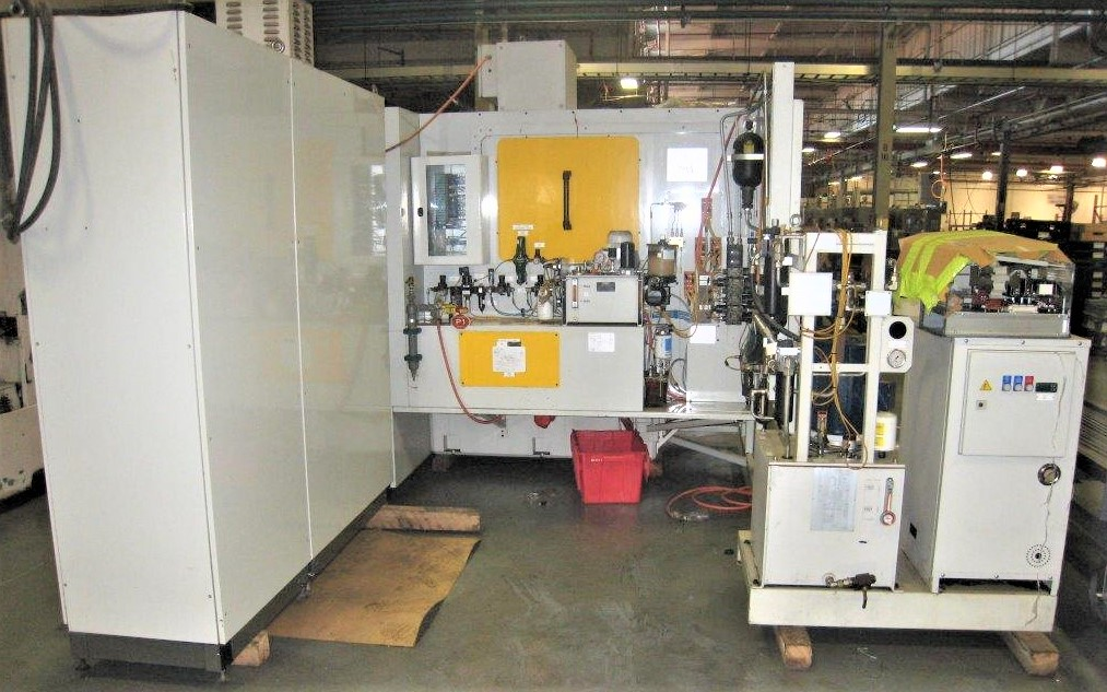 MODEL #K400D FASSLER CNC GEAR HONE SERIAL NO. 470 (2006) 46 HOURS ONLY - Image 10 of 32