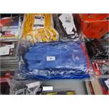 2x Various Different Gloves Being : 1x Marigold - Emporer ME101 Gloves - Packaged. 1x Jw - Vyflex