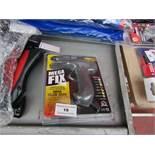 Mega Fix Professional Multi Purpose Mini Glue gun, new and blister packed with 2 glue sticks