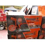   1X   RENOVATOR TWIST A SAW WITH ACCESSORY KIT   TESTED AND WORKING BUT WE HAVEN'T CHECKED IF ALL