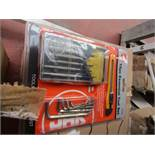 JAK - 15PC Essential Tool Set - New & Packaged.