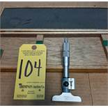 Mitutoyo Depth Micrometers