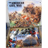 The American Civil War Strategy Game, boxed.